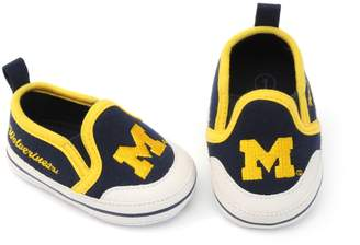 NCAA Kohl's Michigan Wolverines Crib Shoes - Baby