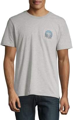 Hurley Trippy Palms Graphic-Print T-Shirt