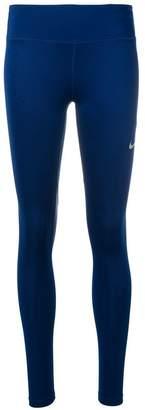 Nike logo printed leggings