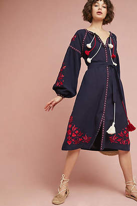 Child of the Universe NYC Madalyn Embroidered Shift Dress