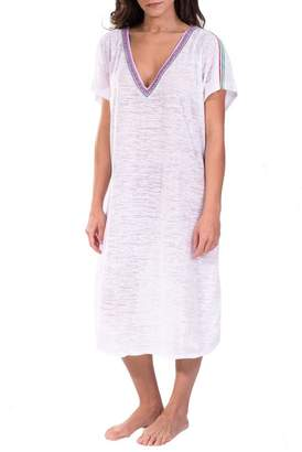 Pitusa Cover-Up Midi Dress