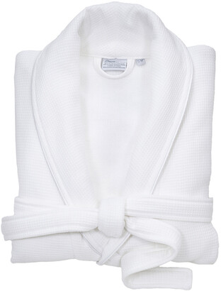 Linum Hometextiles Waffle Terry Robe