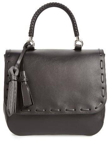 Max MaraMax Mara Bobag Leather Satchel - Black
