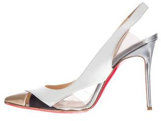 Christian Louboutin  Christian Louboutin Air Chance Pointed-Toe Pumps