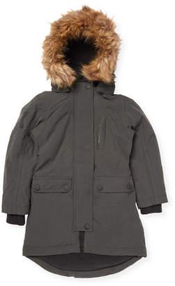 Molo Trimmed Waterproof Parka Jacket