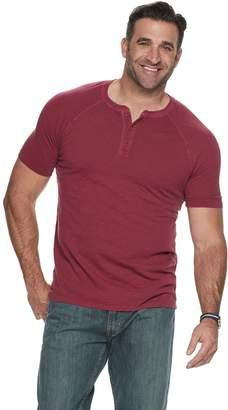 Sonoma Goods For Life Big & Tall SONOMA Goods for Life Supersoft Washed Henley