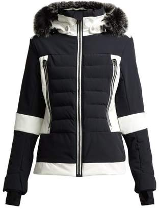 Toni Sailer - Manou Quilted Ski Jacket - Womens - Black