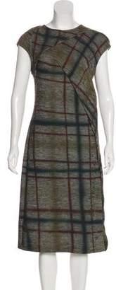 Bottega Veneta Virgin Wool Dress