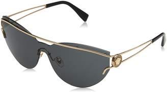 Versace Women's Manifesto Sunglasses, /Grey