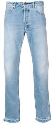 Golden Goose raw edge jeans