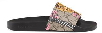 Gucci Bengal slide sandal $290 thestylecure.com