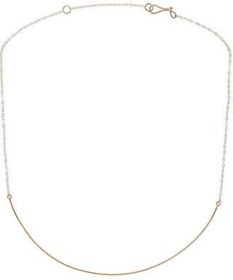 Melissa Joy Manning 14-karat Gold Necklace - one size