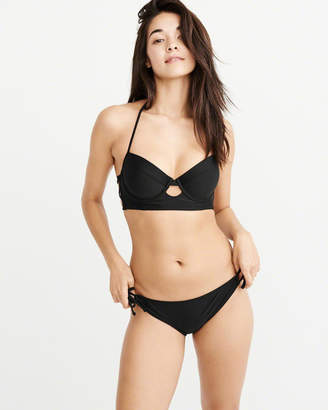 Abercrombie & Fitch Push-Up Plunge Bikini Top