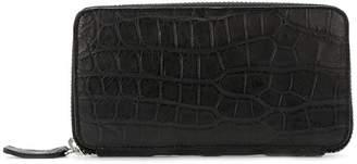 Isaac Sellam Experience embossed wallet
