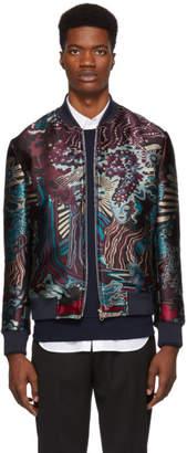 Paul Smith Multicolor Dreamer Bomber Jacket