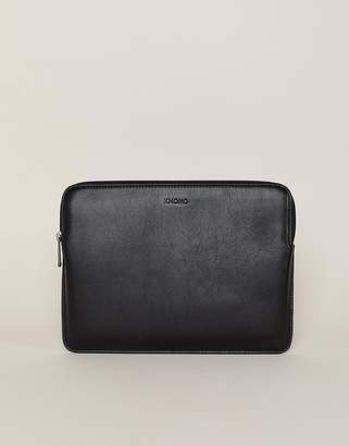 Knomo Macbook 12 inch Leather Sleeve