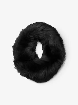 Michael Kors Dyed Fox Fur Cowl
