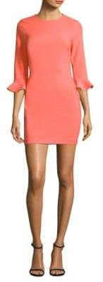 LIKELY Bedford Flare-Sleeve Dress