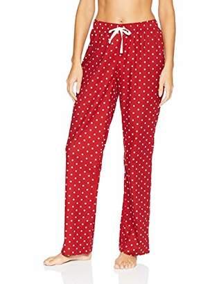 Amazon Essentials Women's Standard Flannel Pajama Pant