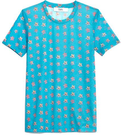 Prabal Gurung Floral-Print T-Shirt