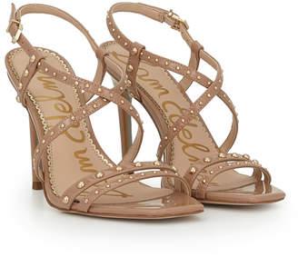 174165bd0 Sam Edelman Pink Heeled Sandals For Women - ShopStyle UK