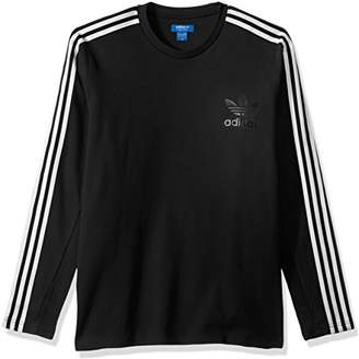 adidas Men's Curated Crew Long Sleeve