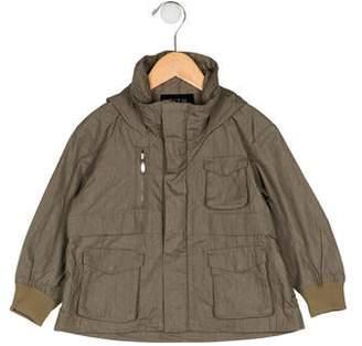 Fith Boys' Zip-Up Utility Jacket