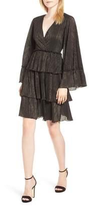 MICHAEL Michael Kors Michael Kors Tiered Ruffle Dress