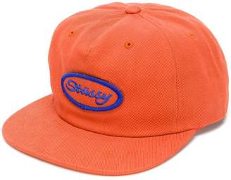Stussy logo patch cap