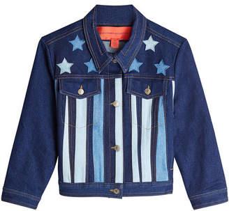 Tommy Hilfiger Patched Denim Jacket