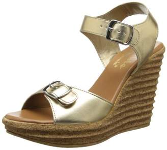 Callisto Women's Targa Wedge Sandal