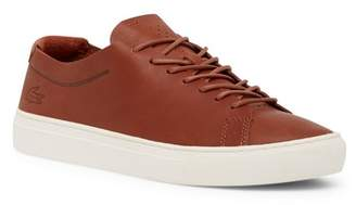 Lacoste L 12 12 Unlined Leather Sneaker