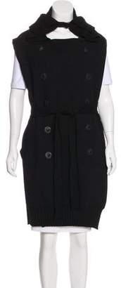 Jean Paul Gaultier Wool Double-Breasted Vest