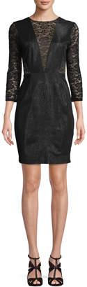 Tracy Reese Women's Combo Sheath Dress