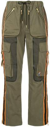 P.E Nation Warrior utility trousers