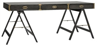 Noir Campaign Reversible Desk