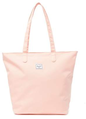 Herschel 600D Poly Peach Tote Bag