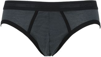 Cotton Jersey Brief $82 thestylecure.com