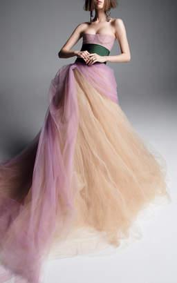 Vera Wang Alexandria A-line Gown