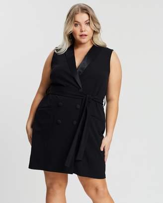c736b0cdd98 ICONIC EXCLUSIVE - Misha Tuxedo Dress