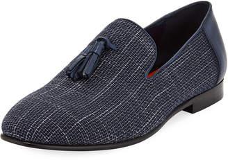 Tallia Estefan Fabric Slip-On Loafer