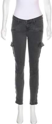J Brand Cargo Skinny Leg Pants