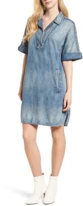 AG Jeans Amanda Denim Shift Dress