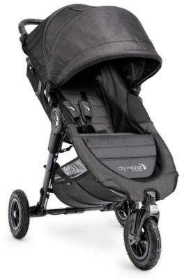 Baby Jogger® City Mini® GT Single Stroller in Charcoal $379.99 thestylecure.com