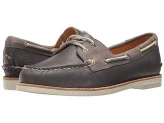 Sperry Gold Cup A/O Studded Welt Women's Slip on Shoes
