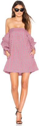 MLM Label Pillar Dress $187 thestylecure.com