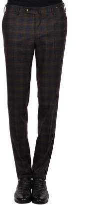 Pt01 Virgin Wool Blend Trousers