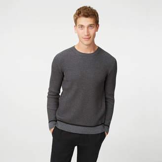 Club Monaco Plaited Merino Crew Sweater