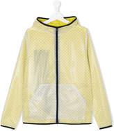 Armani Junior モノグラム ライトジャケット