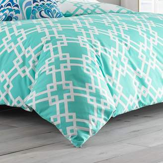 Trina Turk Avalon Duvet Cover Set, Twin